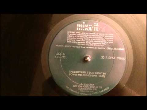 Cameron Paul's - Late Great '88 Power Mix - Mixx-It