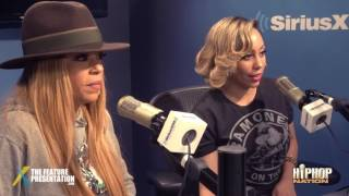 Faith Evans Talks New Album, Notorious B.I.G., Stevie J & More With The Feature Presentation!!