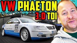 Stark UNTERSCHÄTZT! - VW Phaeton 3.0 TDI - Marcos modernstes Alltagsauto!