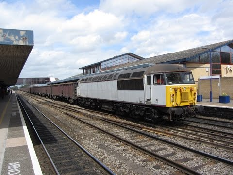 Hampshire and borders Freight Review of 2013