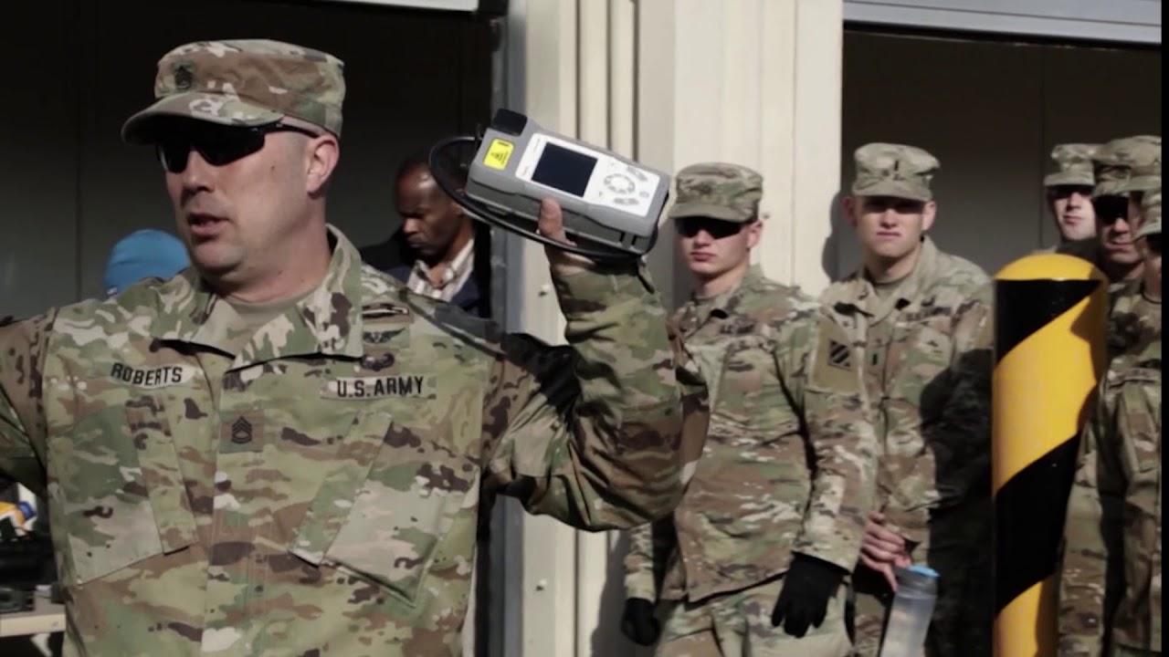 Asymmetric Warfare Group Discuses Key Concepts Involving Subterranean Operations.