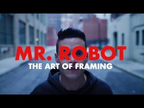 mr robot the art of framing video essay  mr robot the art of framing video essay
