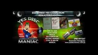 YES DISC MANIAC Djs HITMIX 1