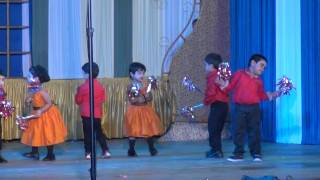 Chempaka Kindergarten School day - Appus Party Dance