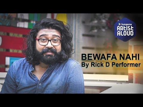 Bewafa Nahi | Rick D Performer | Official Music Video | Artist Aloud | Romantic Song | 2018