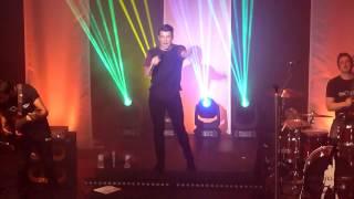 Ambitions / Don't Stop The Music - Joe McElderry - Lancaster, Evolution Tour