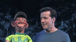 Jeff Dunham and Bubba Talk about Flying Drones