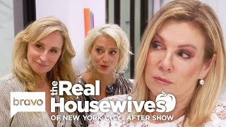 The Ladies Reveal if Ramona Singer and Mario Hooked Up in Miami | RHONY After Show 1114