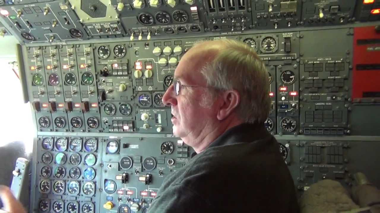 NASA's Shuttle Carrier Aircraft - N905NA - Flight Engineer ...