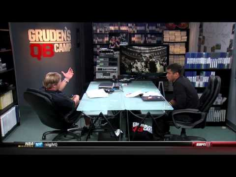Gruden's QB Camp ''Russell Wilson'' Recorded Apr 11, 2012, ESPNUHD