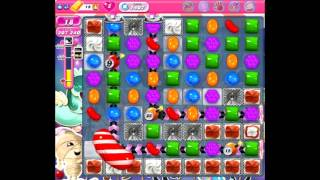 Candy Crush Saga level 1407 NO BOOSTERS
