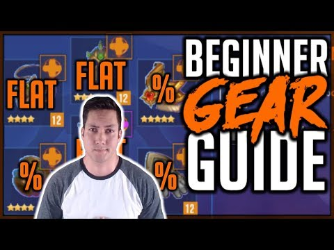 ULTIMATE BEGINNER GEAR GUIDE   Dungeon Hunter Champions