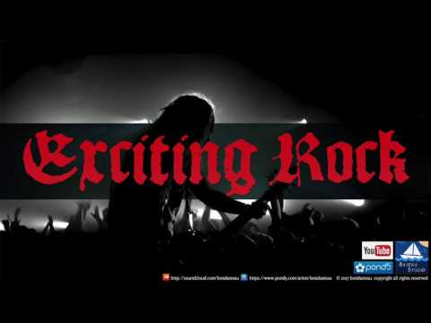 Exciting Rock (Royalty Free Music)