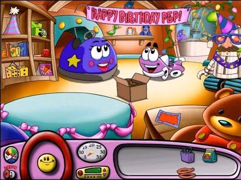 Putt-Putt: Pep's Birthday Surprise (Part 3): Getting the Banner  