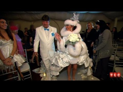 The Most Blingtastic Gypsy Moments My Fat American Wedding