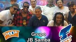 Pagode 90 - Grupo J B Samba - Radio Transcontinental FM 104,7