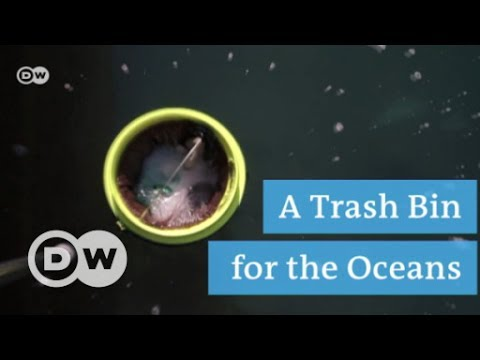 A trash can for the ocean | DW English