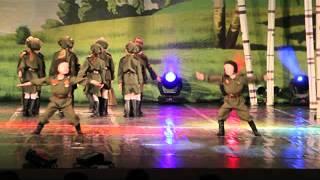 Умырзая - детское попурри на военные песни
