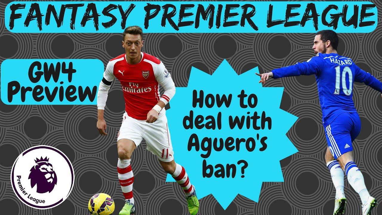 Fantasy Premier League - Gameweek 4 Preview - YouTube