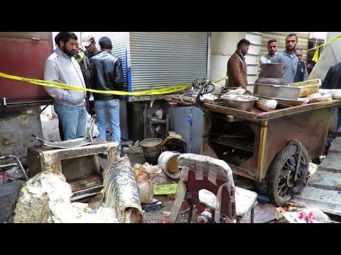 Double attentat suicide à Bagdad à la veille du Nouvel An