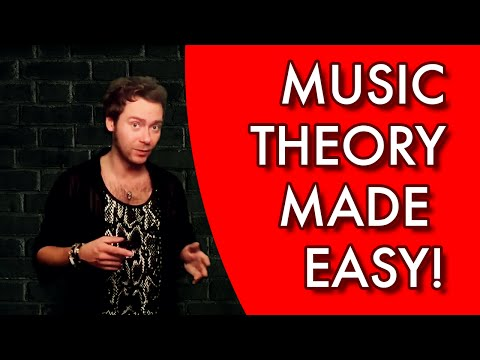 Music Theory Made Easy, Part 1 | Dark Playgrounds