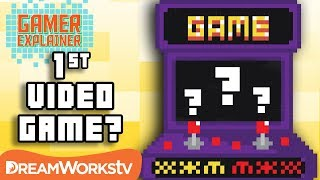 What Was The First Video Game Ever? | GAMER EXPLAINER