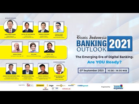 Banking Outlook 2021: The Emerging Era Of Digital Banking, Are YOU Ready?