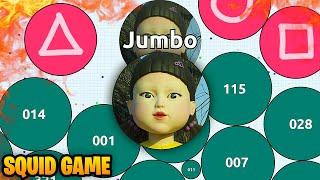 SQUID GAME in Agar.io