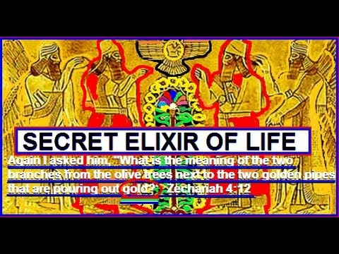 Presented  - LIQUID GOLD ELIXIR - from BIBLE and LOST book of ENKI