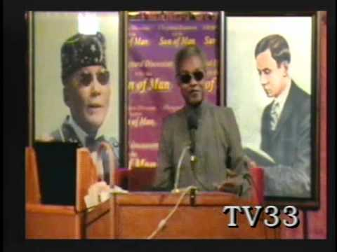 KKK discussion with the New Nation of Islam
