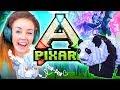 😱MINECRAFT MEETS ARK!?😍 (Watch this game destroy my soul) (PixArk #1 🐰)