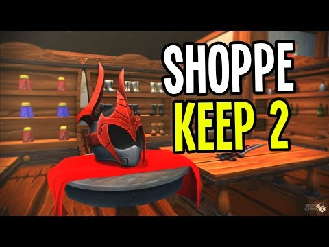 Shoppe Keep 2 - MAKE MILLIONS of FANTASY DOLLARS! - Shoppe Keep 2 Gameplay