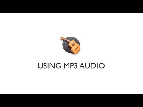 Using mp3 audio in Go PlayAlong Tablature Player