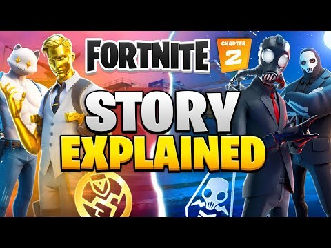 Fortnite SEASON 2 Storyline EXPLAINED!