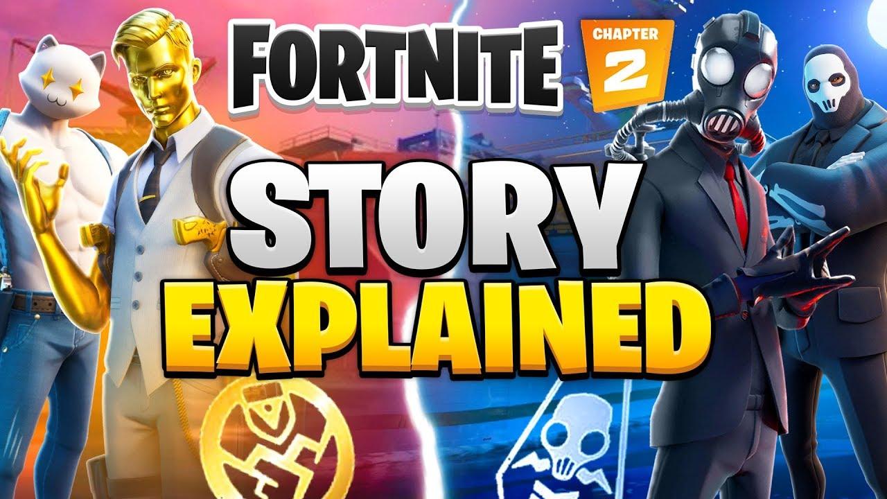 Fortnite SEASON 2 Storyline EXPLAINED!