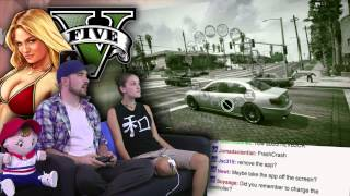 iFruit App! - Grand Theft Auto V is AWESOME! - Part 32