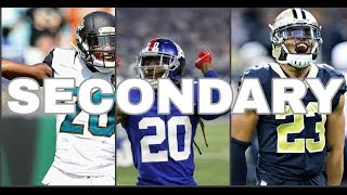 The 10 Best and Worst Secondaries for 2018