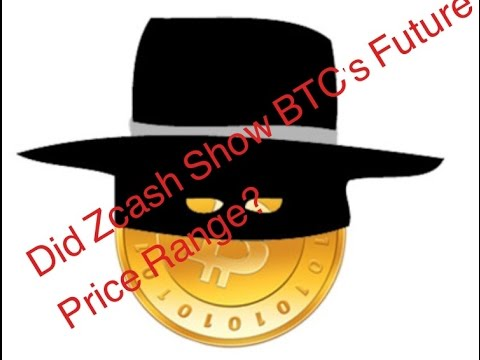 Did Zcash Show Us Bitcoins Future Price Range?! By Shaka Daniel (14,000$+)