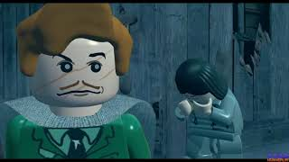 LEGO Harry Potter - PRISONER OF AZKABAN - All Cutscenes