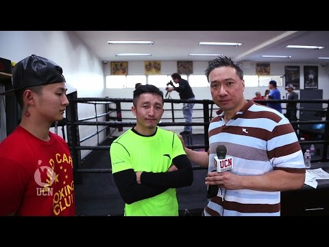 Zou Shiming Interview - UCN Exclusive