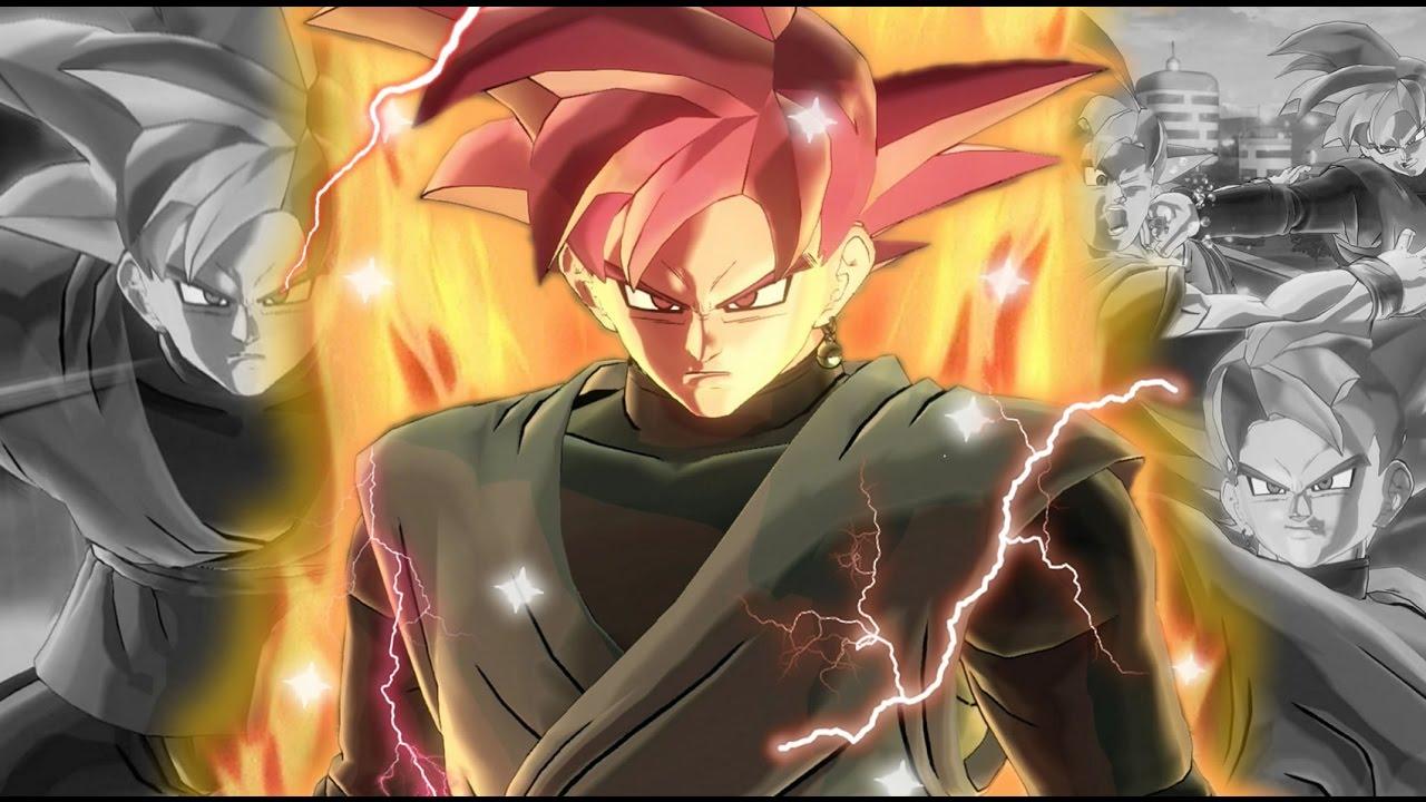25 best Goku Black images on Pinterest | Black goku ...  |Black Goku Super Saiyan