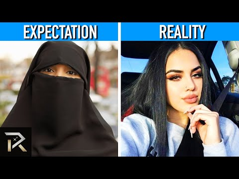 Behind the Veil: The Real Lives of Arab Wives