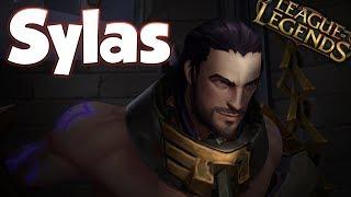 Sylas - Nowa postać w League of Legends