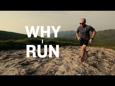 Why I Run | A Hong Kong Trail Running Story