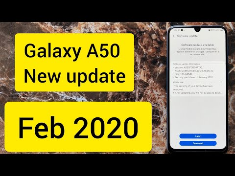samsung-galaxy-a50-february-update.-new-features!!!