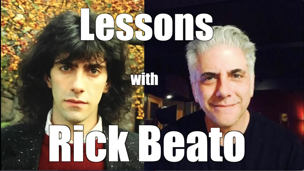 Taking Lessons With Rick Beato Or Why To Take Lessons In Real