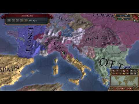 Europa Universalis IV - History Timeline - Dal Ducato di Milano all'Italia