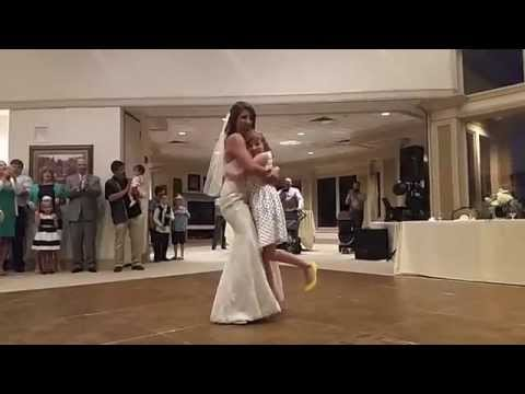 Ali and Mia's surprise wedding dance - Shake it Off