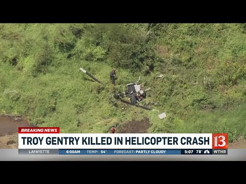 Troy Gentry killed in helicopter crash
