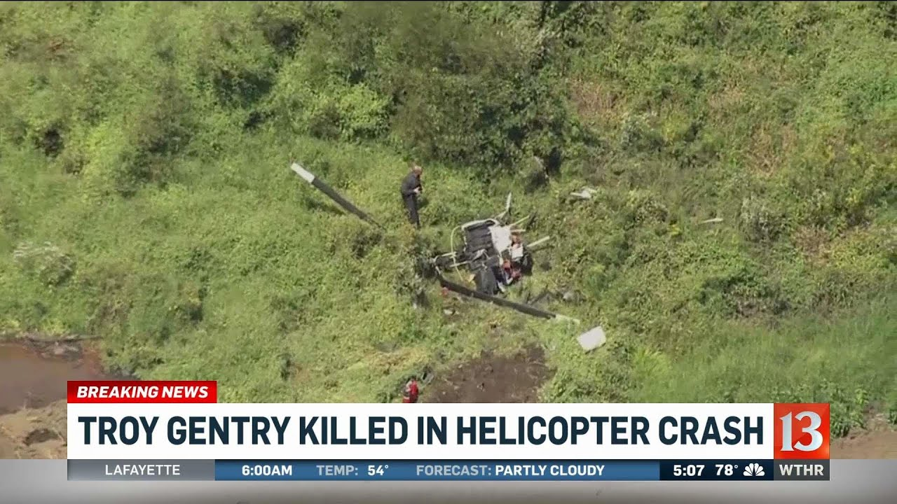 Troy Gentry Killed In Helicopter Crash Doovi